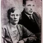 Isoäiti ja isoisä, fotoetsaus