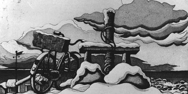 Haavisto Jorma – Kalastajan pyörä