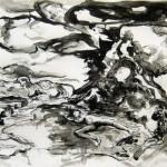 Hanna Kantokorpi: Myrsky 2010 Indian ink