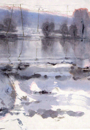 Nukala Aulikki – Tulvajoki