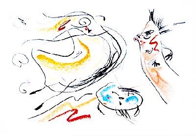 Riitta Nelimarkka – Subtrooppinen hyppy nautintoon ja siitäs ylimääräisen ihailu