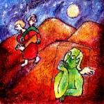 Arto Dahlbo: Nainen kohtaa pyhimyksen 2006 Guassi